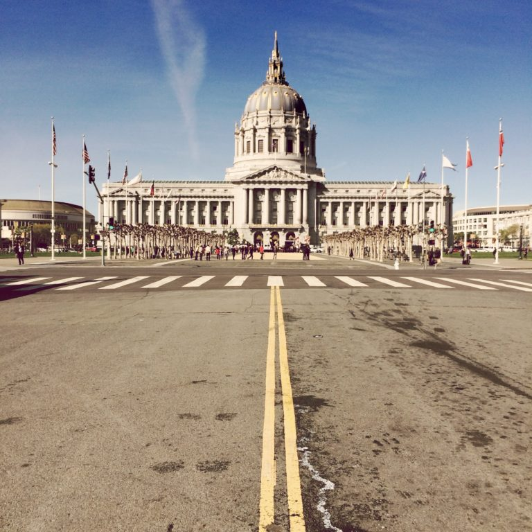 美國西岸長征遊記 – San Francisco City Hall, San Francisco